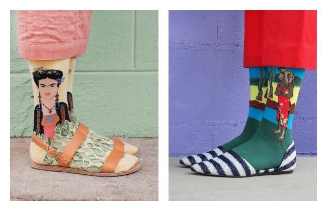 Art Socks Drawer Lola Who Fashion Music Photography blog