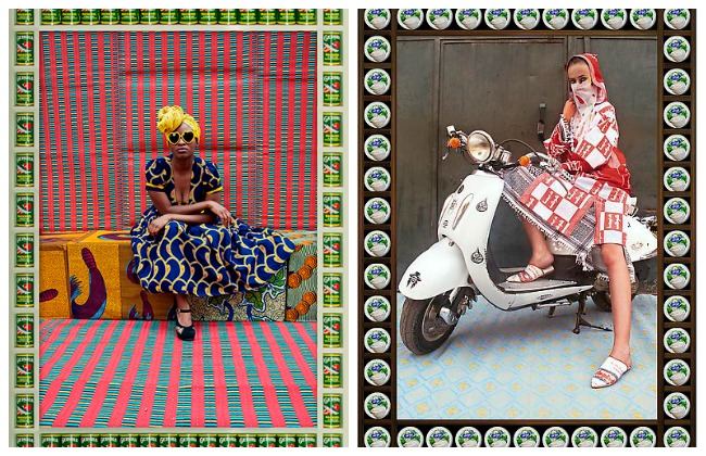 Hassan Hajjaj Moroccan photographer 30 Lola Who fashion music photography blog