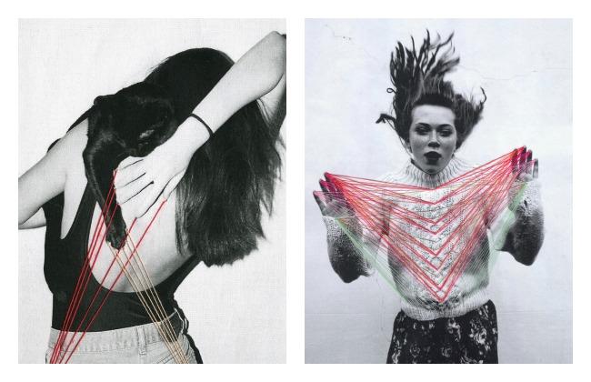 Maria Aparicio Puentes Lola Who fashion music photography blog