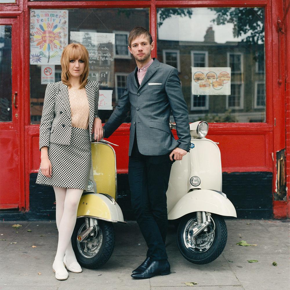 Mod couples Carlotta Cardana 3 Lola Who fashion music photography blog