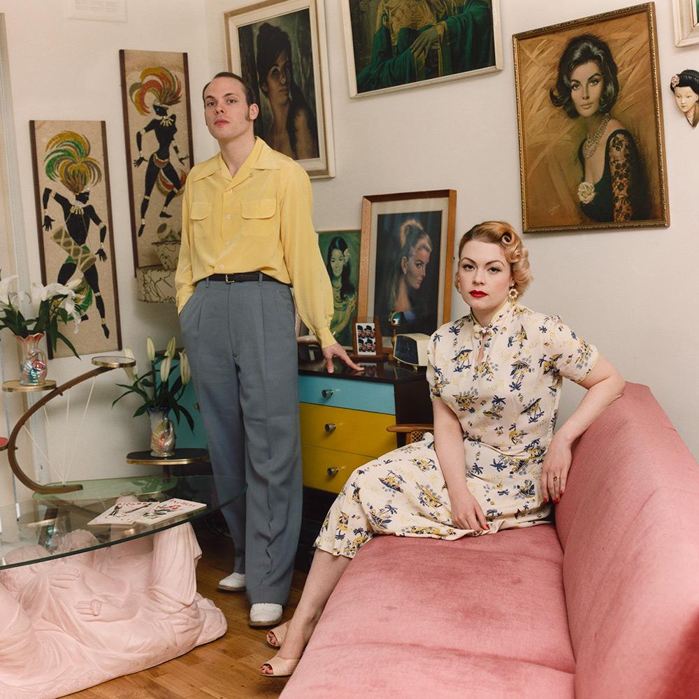 Mod couples Carlotta Cardana 6 Lola Who fashion music photography blog