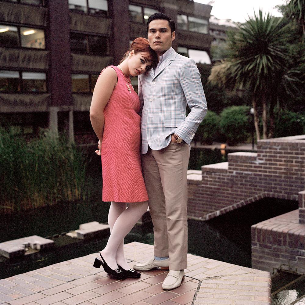 Mod couples Carlotta Cardana 7 Lola Who fashion music photography blog