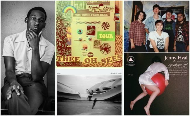 5 albums to listen to album review Lola Who Fashion Music Photography bog