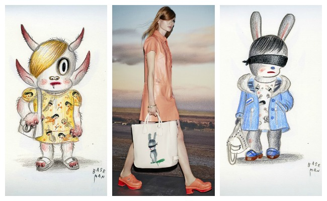Coach and Gary Baseman Lola Who Fashion Music Photography blog 100