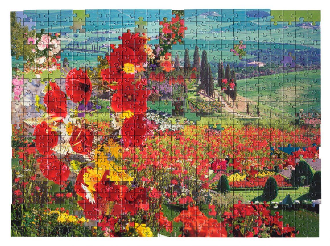 Kent Rogowski Flower Puzzle Lola Who Fashion Music Photography blog 4