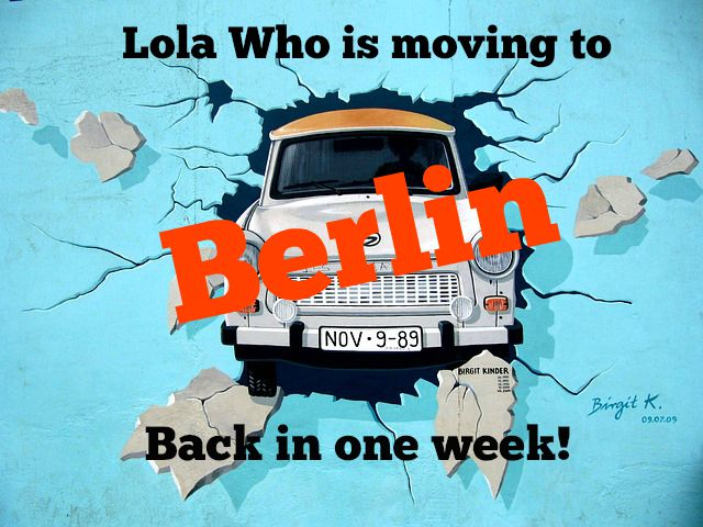 Lola Who Moving to Berlin Helene Robitaille HIdalgo