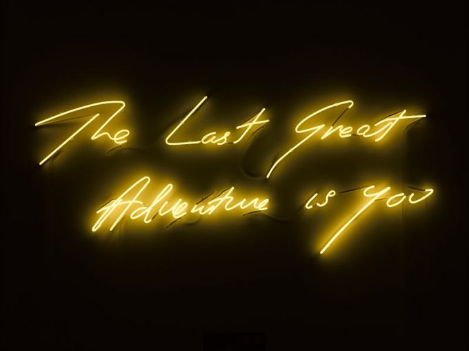 Tracey Emin Neon Love Sign Lola Who Fashion Music Photography blog 12
