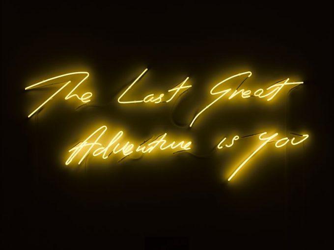 Tracey Emin Neon Love Sign Lola Who Fashion Music Photography blog 12