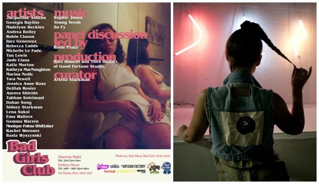 The Bad Girls Club Toronto Ariella Starman Interview Lola Who Fashion Music Photography 20
