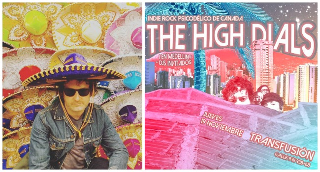 The High Dials interview Lola Who Fashion Music Photography blog 3