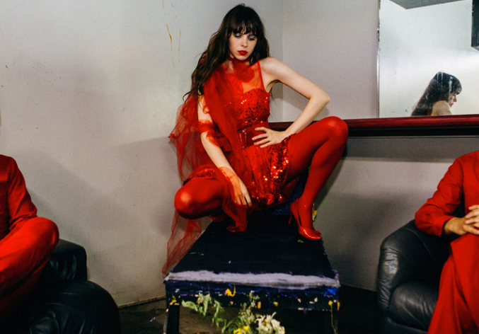 Teri Gender Bender Le Butcherettes interview Lola Who Fashion music photography blog 1