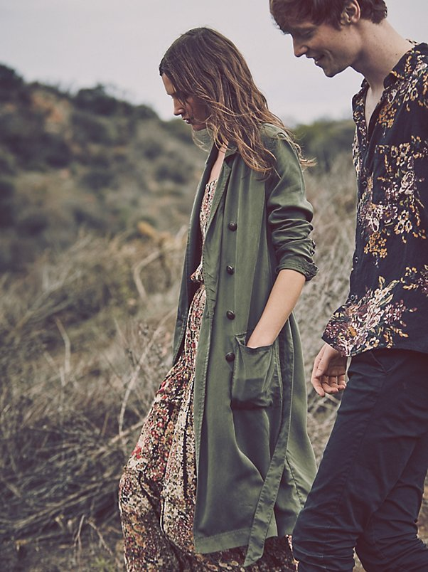 Free People Military Trend Fashion Lola Who Fashion Music Photography blog 6