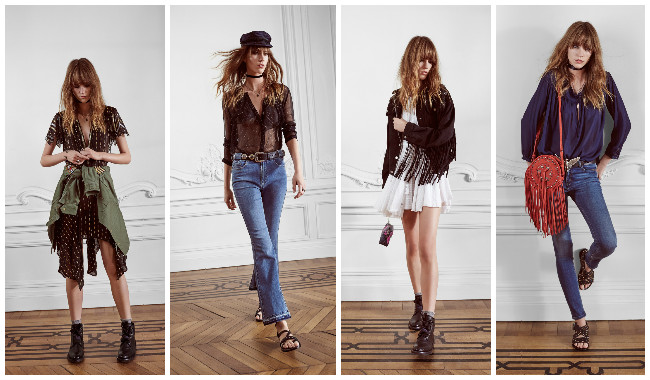 Zadig et Voltaire Lola Who Fashion Music Photography blog 100