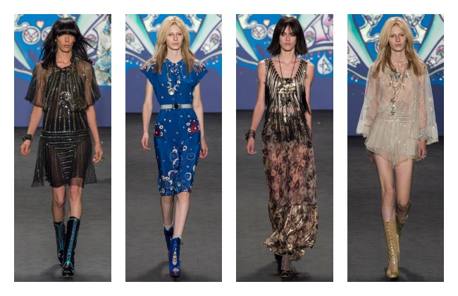 Anna Sui Spring Summer 2015 Lola Who Fashion Blog